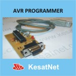 AVR programator za ATMega8