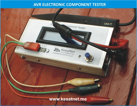 AVR_ELECTRONIC_COMPONENT_TESTER