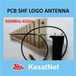 PCB antena 0.8-6GHz