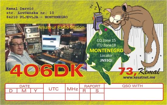 QSL_cards_4O6DK