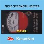 Mjerac jačine polja do 500MHz