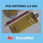 PCB antena za 2.4GHz