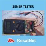 Tester zener dioda