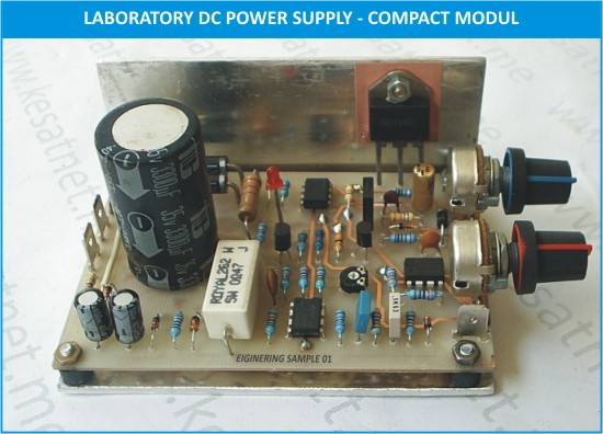 LABORATORY_POWER_SUPPLY_MODUL