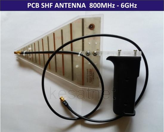 PCB SHF LOGO ANTENNA