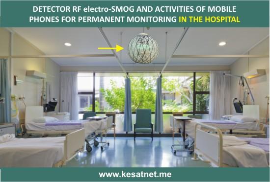 DETECTOR_RF_ELECTROSMOG_IN_THE_HOSPITAL
